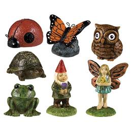 Iddy Bitty Figurines Set