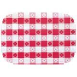 Gingham Paper Placemats, 1000/Case