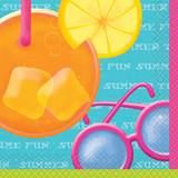 Pool Party Beverage Napkins