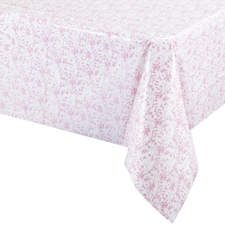 Warm Flora Table Cover