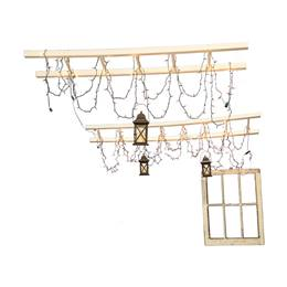 High in the Sky Hanging Ladders Kit (set of 2)