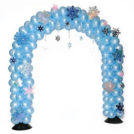 Winter Fun Arch Balloon Kit