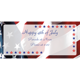 Personalized Banners - Patriotic