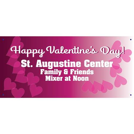 Personalized Banners - Valentine's Day