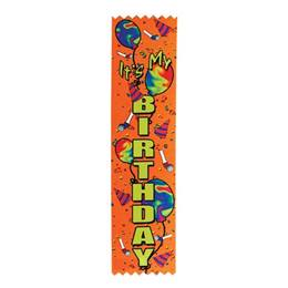It's My Birthday Ribbon