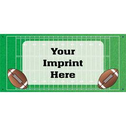 Personalized Banners - Football