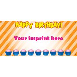 Personalized Banners - Happy Birthday