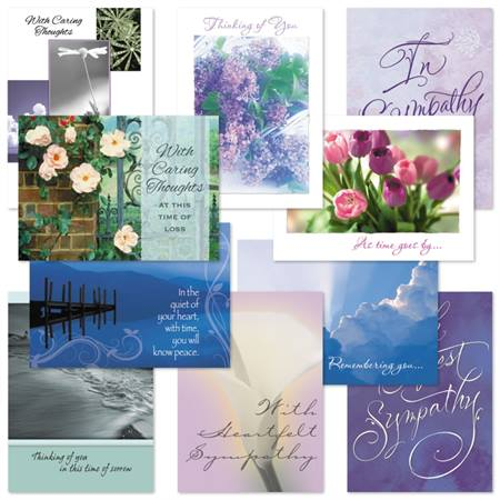 Sympathy Card Assortment Pack