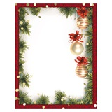 Christmas Twilight Specialty Paper