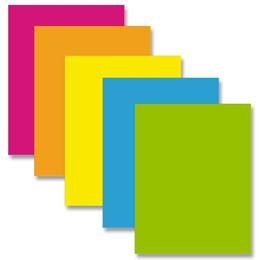 Solid Color Paper Variety Pack, 500 Sheets