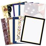 Office Break Border Paper Variety Pack