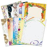Party Border Paper Variety Pack