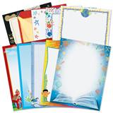 Kids Education Border Paper Variety Pack