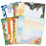 Tropical Border Paper Variety Pack