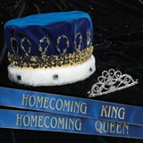 Homecoming Royalty Set