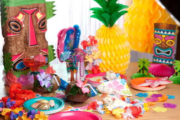Throw A Luau Party M Amp N Party Store Blog