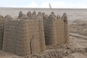 Beach Party_Sandcastle