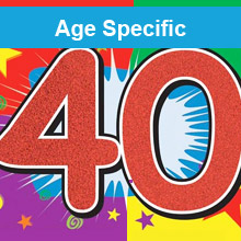Age Specific Birthday