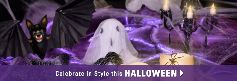 Shop Halloween Party Supplies