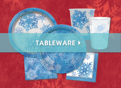 Tableware christmas