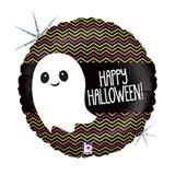 Cute Lil' Ghost Foil Balloon, 18 in.