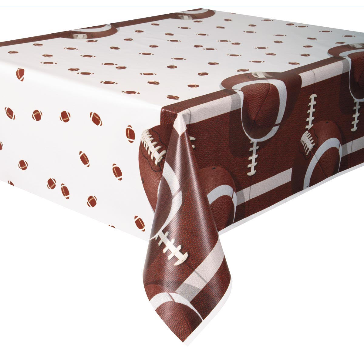 Football Party Table Cover